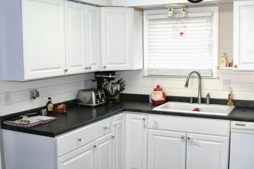 Mini Easy DIY Kitchen Remodel