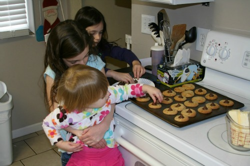 Kids and Baking
