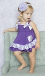 Purple Swing Top Set SALE