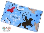 Cowboy Double Minky Burp Cloth