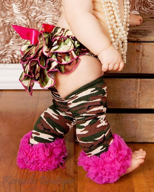 Camo Leggings and Bloomers